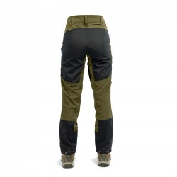 Arrak Hybrid Pants Women Olive