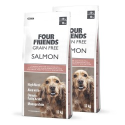 Four Friends Salmon(Derma...