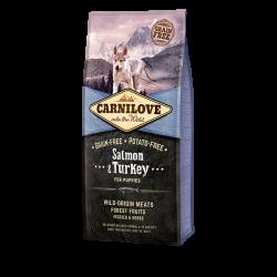CARNILOVE Salmon & Turkey...