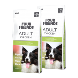 Four Friends Adult...