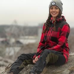 Canada Fleece Red