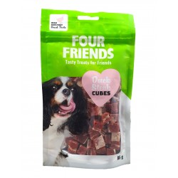 FOUR FRIENDS STEAK CUBES...