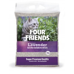 FourFriends cat litter...