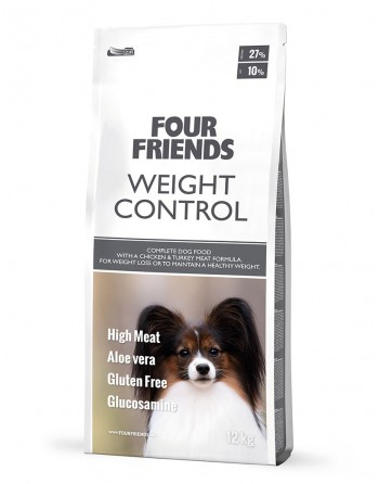 Four Friends Weight Control...