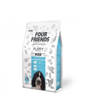 Four Friends Puppy...