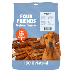 FOUR FRIENDS BEEF STICKS 400g