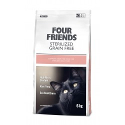 Four Friends Cat Sterilized...