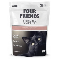 Four Friends Sterilized...