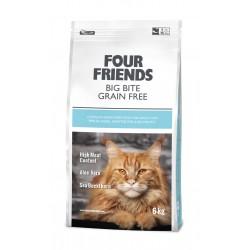 Four Friends Big Bite...