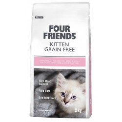 FourFriends Kitten Part&Kalkun