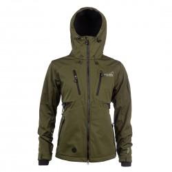 Akka Softshell Jacket Olive...