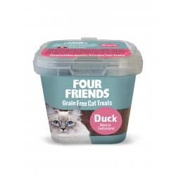 Four Friends cat treats...