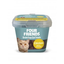 FourFriends cat treats Chicken