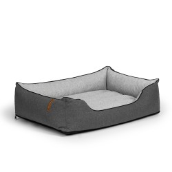 "Bed ""Soft"" gray"