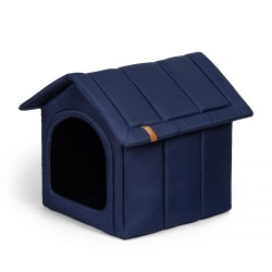 "Bed ""Home"" navy"